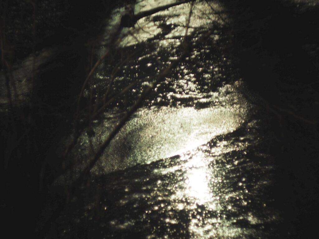 Spiegelung im Dunkeln (Josi)