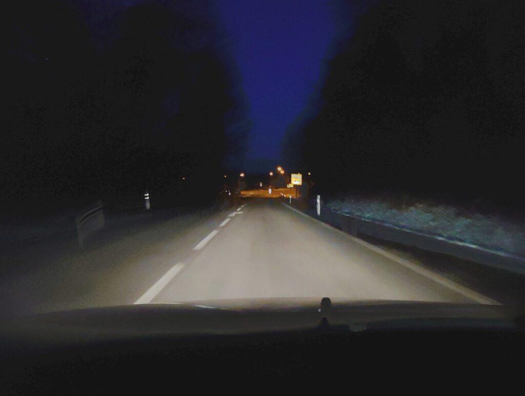 Landstraße zwischen Burbach und Riegelsberg (Michael)
